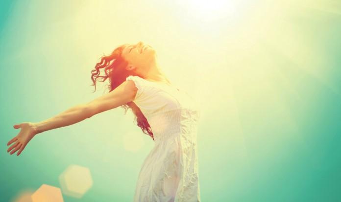 Ser Feliz, es permitirse que los sucesos sucedan