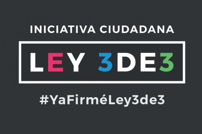 ley 3de3
