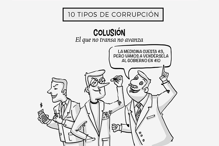 ley 3de3 colusión