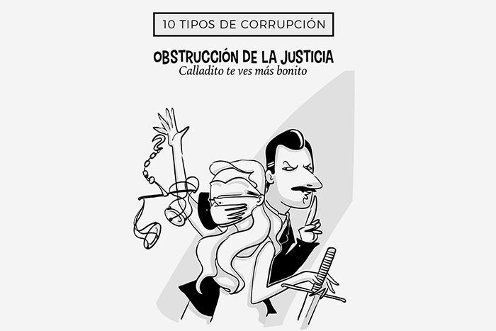 ley 3de3 obstruccion de la justicia