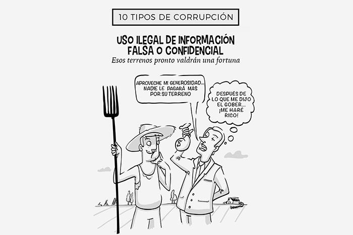 ley 3de3 uso de información falsa o confidencial