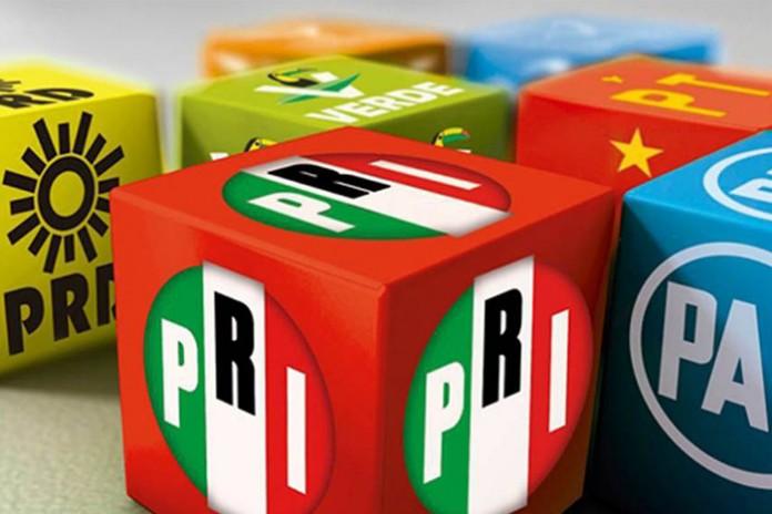 los partidos políticos y las marcas
